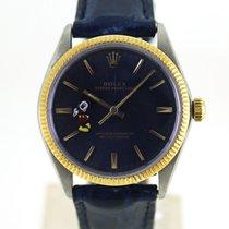 Rolex Oyster Perpetual 34 Aur/Otel 34mm