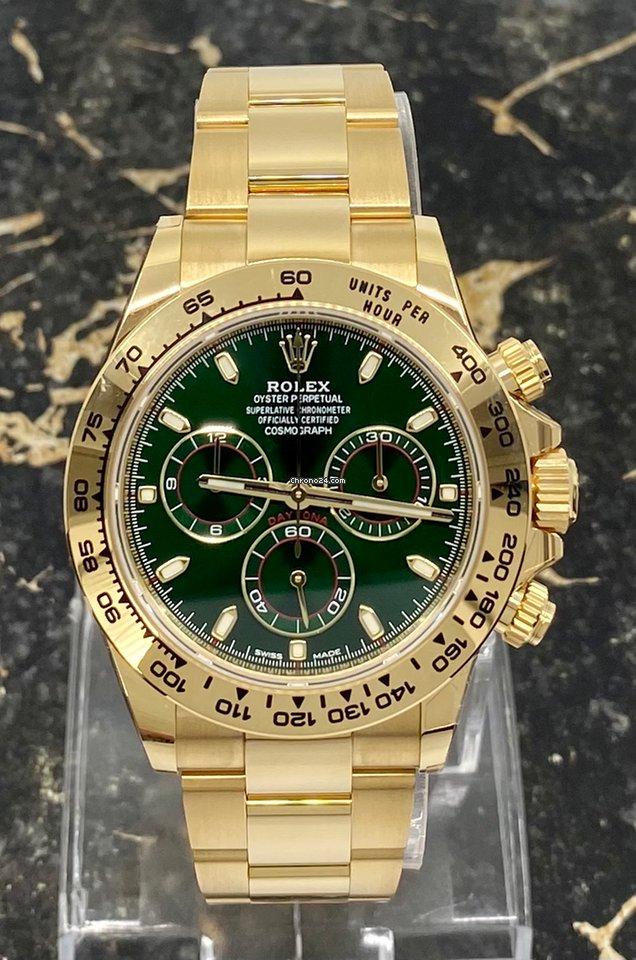 Rolex Daytona 116508 2020 nuevo