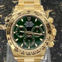 Rolex 116508 Желтое золото 2020 Daytona 40mm новые