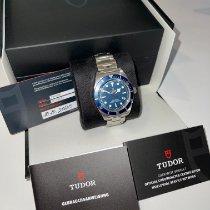 Tudor Black Bay Fifty-Eight Acél 39mm Kék Számjegyek nélkül