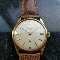 Vacheron Constantin Yellow gold Manual winding 33mm pre-owned