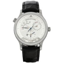 Jaeger-LeCoultre 142.840.922 Acero 2001 Master Geographic 40mm usados