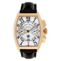 Franck Muller Mariner Rose gold 40mm Silver Arabic numerals United States of America, Florida, Surfside