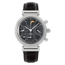 IWC Da Vinci Perpetual Calendar Steel 39mm Black United States of America, Florida, Surfside