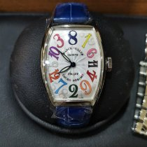 Franck Muller Color Dreams 5850 CH Good Steel 32mm Automatic