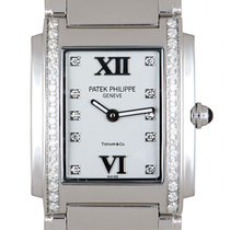 Patek Philippe Twenty~4 4910/10A Very good Steel 25mm Quartz United Kingdom, London