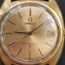 Omega Oro amarillo Automático Oro Sin cifras 35mm usados Constellation