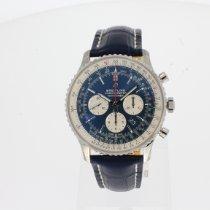 Breitling Navitimer 01 (46 MM) Сталь 46mm Синий