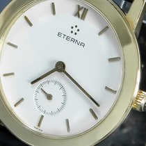 Eterna Yellow gold 34mm Manual winding pre-owned