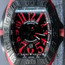 Franck Muller Conquistador GPG 9900 SC DT GPG Very good Titanium 38,2mm Automatic