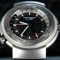 IWC Titane 40mm Quartz 3821 occasion