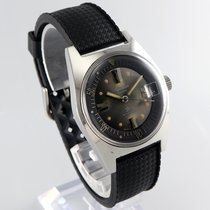 Aquastar Steel 37.5mm Automatic pre-owned