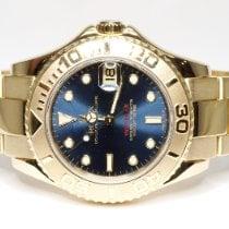 Rolex 168628 Oro amarillo 2001 Yacht-Master 35mm usados