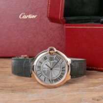 Cartier Ballon Bleu 40mm Or rose 40mm Gris Romains France, Paris