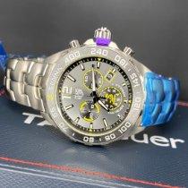 TAG Heuer Formula 1 Quartz Steel 43mm Grey