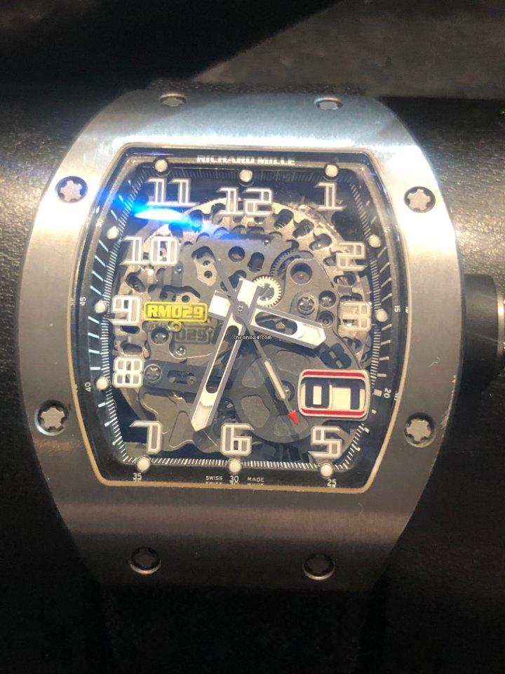 Richard Mille Horloges Alle Prijzen Voor Richard Mille Horloges Op Chrono24