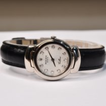 Rolex Cellini Witgoud 26mm Wit Romeins