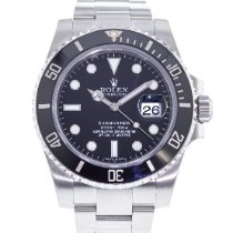 Rolex 116610 Steel 2010 Submariner Date 40mm pre-owned