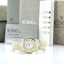 Ebel 1187F41 Золото/Cталь 2002 Classic 38mm подержанные