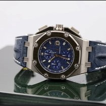 Audemars Piguet 26030PO.OO.D021IN.01 Platinum Royal Oak Offshore Chronograph 44mm new United States of America, New York, New York