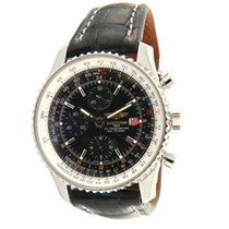 Breitling Navitimer World 46mm Preto