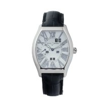 Ulysse Nardin White gold Automatic Silver pre-owned