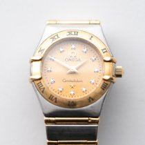 Omega Constellation Gold/Steel 23mm Gold United States of America, California, Laguna Beach