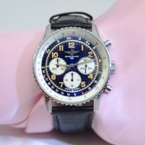 Breitling Navitimer 1884 Steel 38mm Arabic numerals United States of America, New York, New York