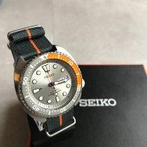 Seiko Prospex occasion 44mm Gris Date Affichage des jours Acier