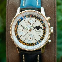 Breitling Montbrillant Olympus Rose gold 43mm White United States of America, Connecticut, Milford