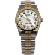 Rolex Datejust White gold 30mm Mother of pearl United States of America, New York, New York