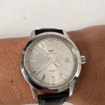 IWC Ingenieur Automatic Steel 40mm Silver No numerals Singapore, Singapore