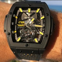 Hublot MP Collection 906.ND.0129.VR.AES12 Muito bom Titânio Brasil, Fortaleza