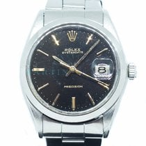 Rolex Oyster Precision 6694 Fair Steel 34mm Manual winding Singapore, Singapore