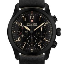 Bremont ALT1-P Pilot ALT1-P2-JET New Steel 43mm Automatic United States of America, New Jersey, River Edge