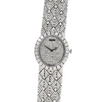 Piaget 9814D14 Very good White gold 24mm Manual winding