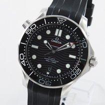 Omega Seamaster Diver 300 M neu 2021 Automatik Uhr mit Original-Box und Original-Papieren 210.32.42.20.01.001