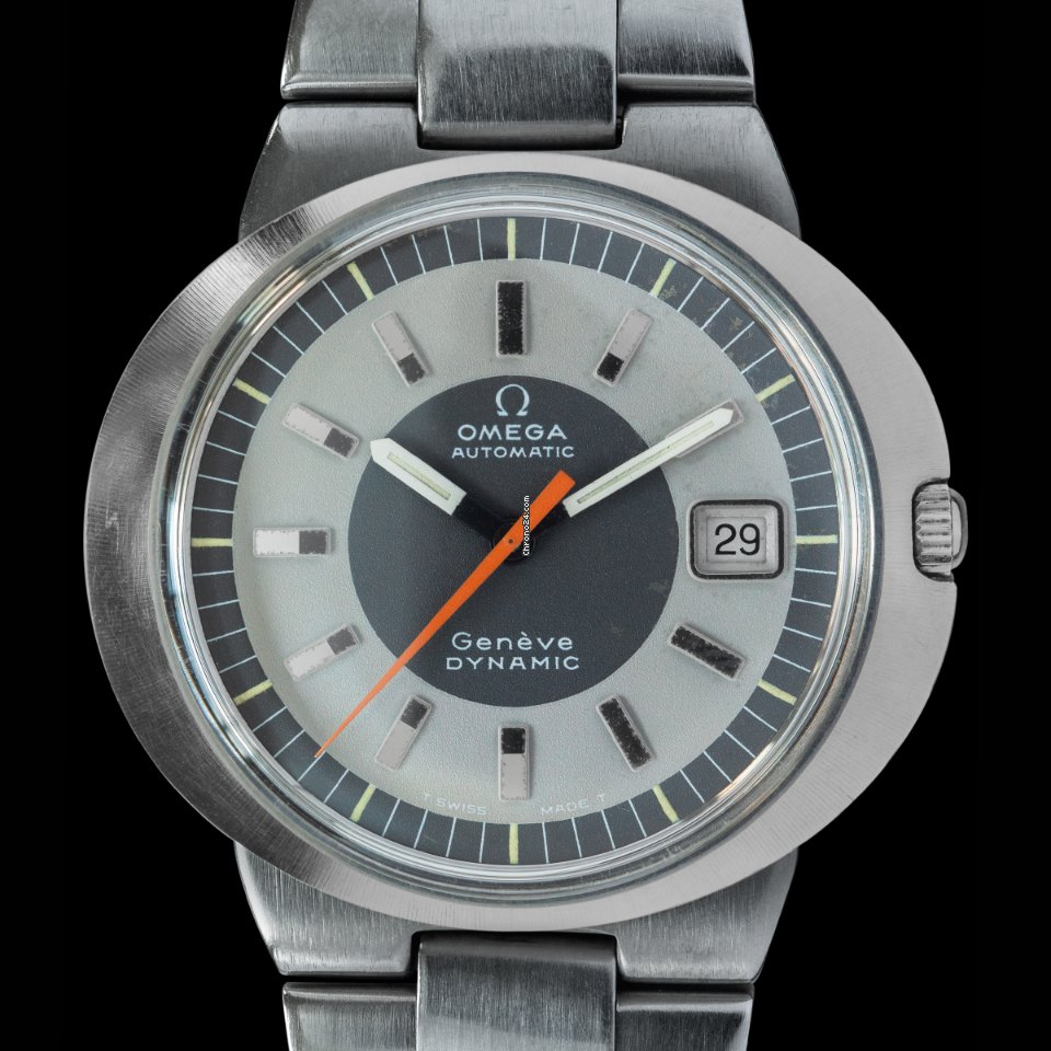 Omega Genève 136.033 1960 pre-owned