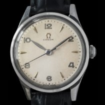 Omega Steel 33mm Manual winding 2634-1 pre-owned