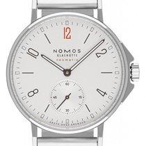 NOMOS Ahoi Neomatik Steel 36.3mm White