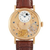 Breguet Tradition Yellow gold 37mm Transparent United States of America, Pennsylvania, Southampton