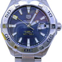 TAG Heuer Aquaracer 300M Steel 43mm Blue No numerals United States of America, Florida