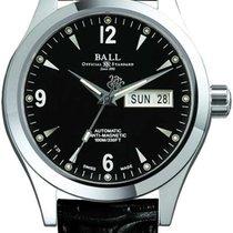 Ball Engineer II Ohio Steel 40mm Black United States of America, Florida