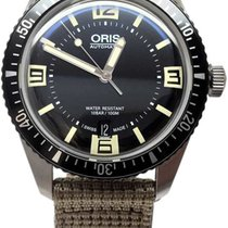 Oris Divers Sixty Five Steel 40mm Black United States of America, Florida
