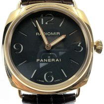 Panerai PAM00231 Rose gold Radiomir 45mm pre-owned United States of America, Florida
