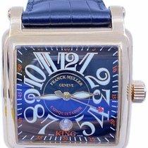 Franck Muller Conquistador Cortez Rose gold 45mm Black Arabic numerals United States of America, Florida