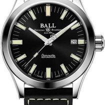 Ball Engineer II Marvelight Acero 43mm Negro