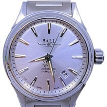 Ball Fireman Victory Steel 40mm Silver United States of America, Florida