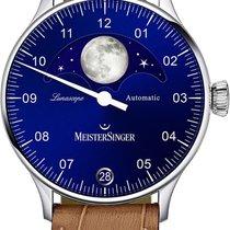 Meistersinger LS908 Steel Lunascope 40mm new