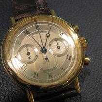 Breguet Classique Oro giallo 36mm Manuale Italia, MILANO
